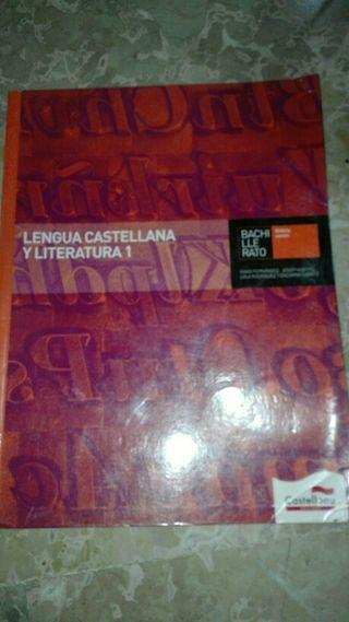 LLENGUA CASTELLANA Y LITERATURA 1