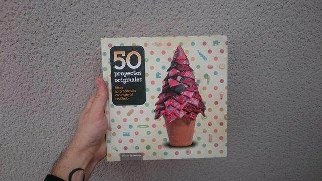 50 proyectos originales con material reciclado de segunda mano por 4 ...
