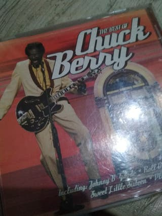 chuck berry cd rockabilly