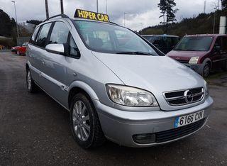Opel Zafira 7 plazas garantía