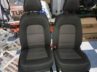 Asientos y paneles puertas. AUDI Q5 eléctricos 2009-15