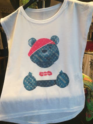 Camiseta niña verano 2018
