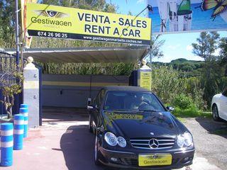 Mercedes-Benz CLK 320 CDI AVANTGARDE CABRIO V6