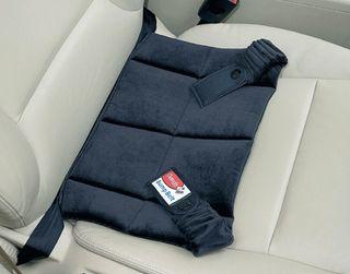 Cinturón seguridad embarazada