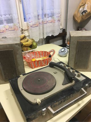 Tocadiscos iberofon disco 300