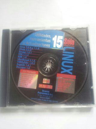 Cd software solo programadores 15 linux