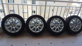 Ruedas de segunda mano Michelin de Opel ASTRA.