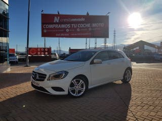 Mercedes-Benz Clase A200Cdi 7G-DCT. ¡Impecable!