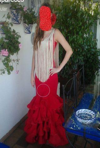 Traje de gitana/ vestido de gitana