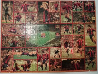 Puzzle F.C.Barcelona