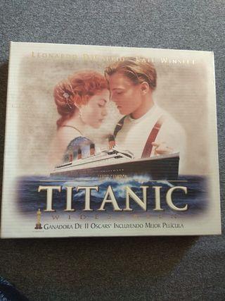 Titanic .Edicion coleccionista VHS
