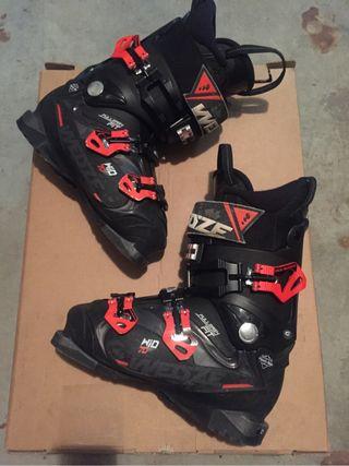 Botas de esqui talla 25,5 - Flex 70