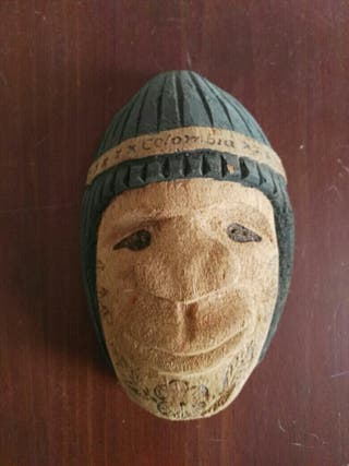 Máscara Colombiana