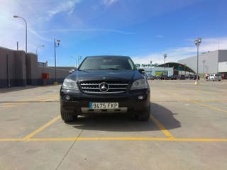 Mercedes-Benz ML420 CDI 2007