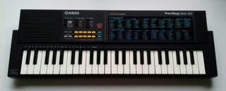 Teclado Casio Tonebank MA-101