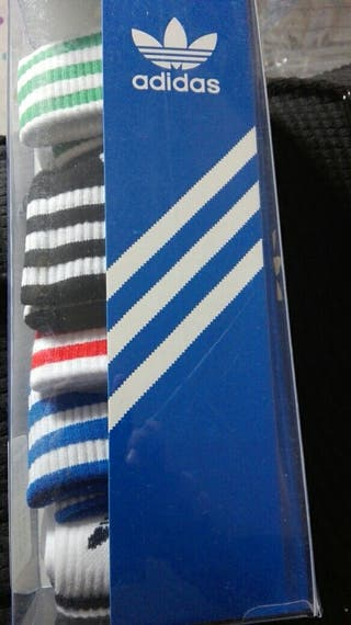 Pack 5 calcetines Adidas