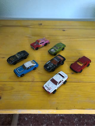 Lote coches 1 /64