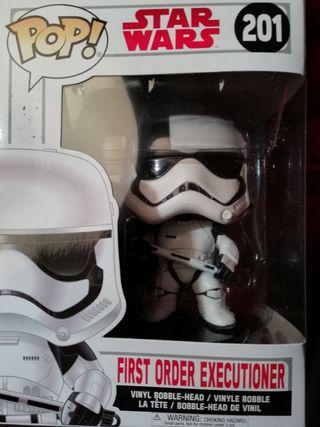 funko pop Star Wars Frist order Executor 201