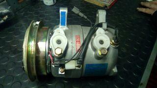 compresor aire acondicionado coche