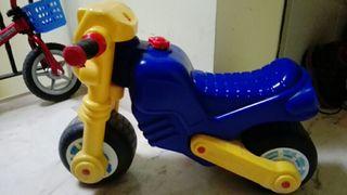moto de equilibrio