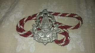 Medalla de la hermandad de Olivares