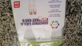 Cable ethernet 20 metros