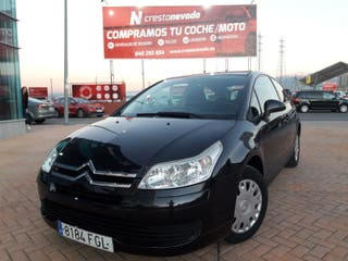 Citroen C4 Coupe en perfecto estado