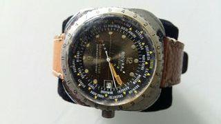 reloj sicura globetrotter