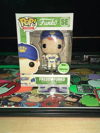 Funko freddy funko Eccc 2018