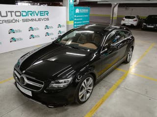 Mercedes-Benz CLS 350 d BLUETEC 4MATIC Año 2015
