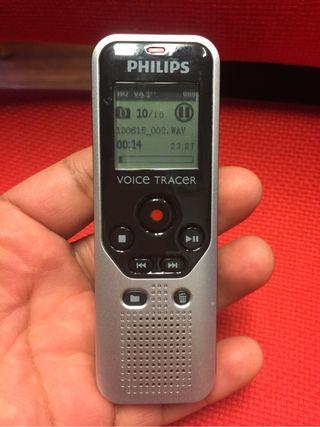 Grabadora digital philisps 4gb