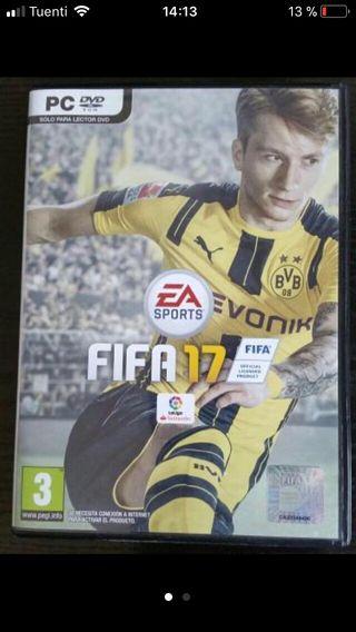 Fifa 17 PC nuevo