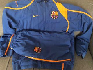 Chandal nike del Barça