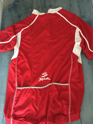 Maillot Spiuk ciclismo