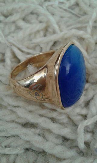 Precioso anillo cristal