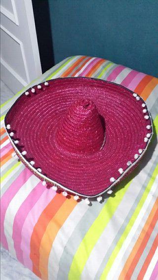 gorro sombrero mejicano mexicano