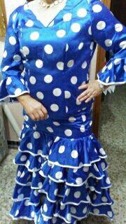 trajes de flamencas