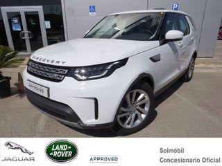 Land Rover Discovery 2017 SEMINUEVO 7 PLAZAS y pocos kms