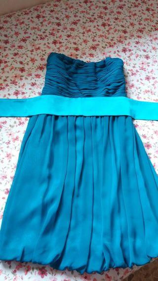Vestidos de fiesta de color turquesa
