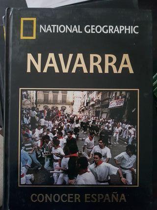 "libros ""conocer españa"" de national geographic"