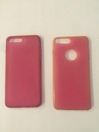 Fundas móvil Iphone 7 plus