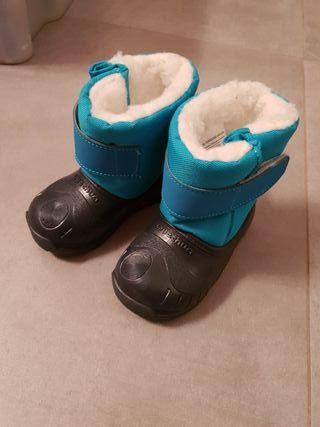 botas Esquís