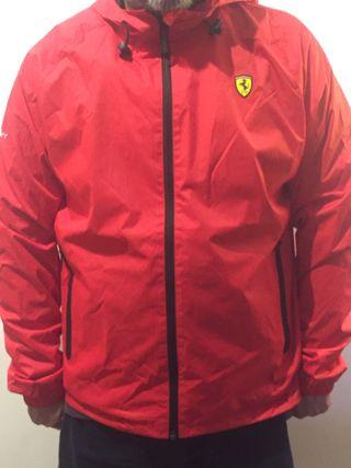 Cortaviento Ferrari talla L (nuevo)