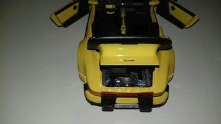Porsche macheta Porsche 1/18 turbo porsche