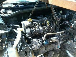 Despiece Motor 1.5 DCi 2010