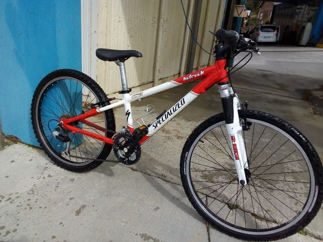 Bicicleta specialized 24 pulgadas de segunda mano por 180 € en Adino ...