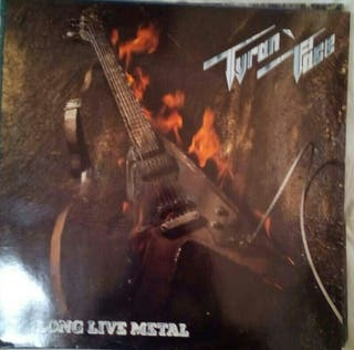 """Tyran Pace """"long live metal"""""""