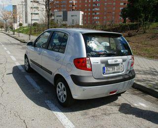 Hyundai Getz 2005 5 puertas km 0