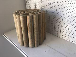 Borde madera