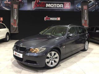 BMW Serie 3 320d Touring 120 kW (163 CV)